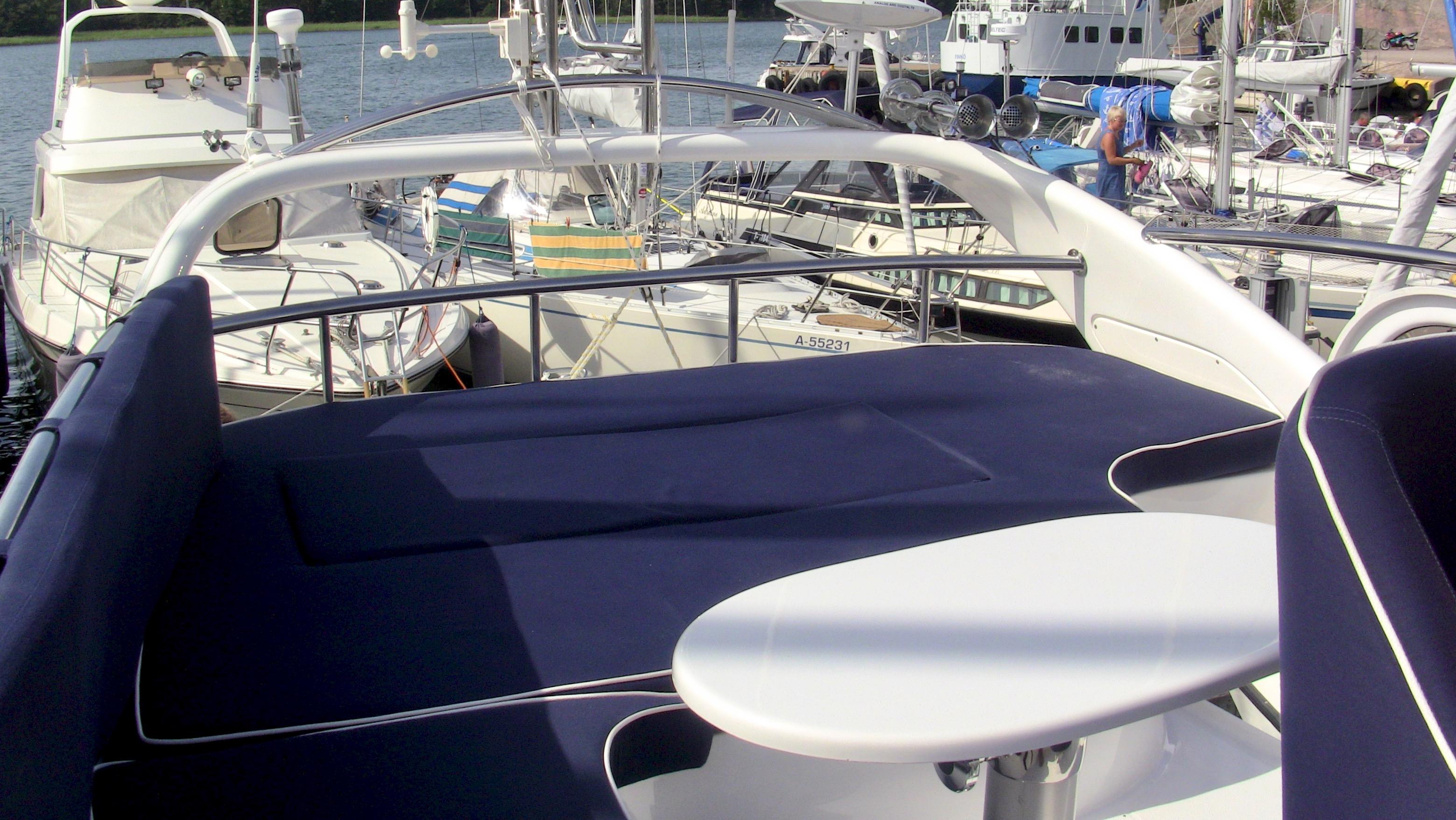 Suwena's sun deck