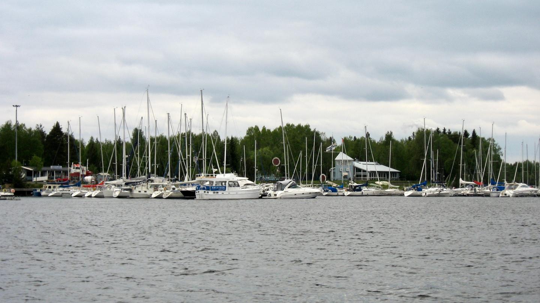 Johteenpooki Oulun Hietasaaressa