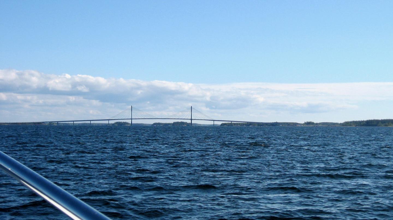 The bridge of Raippaluoto