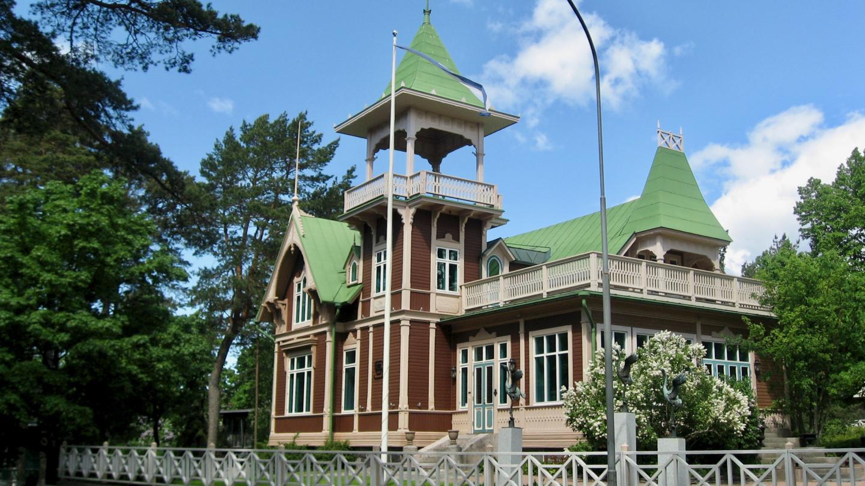Villa Hangossa Appelgrenintiellä