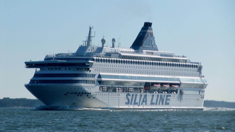 Silja Line Airistolla