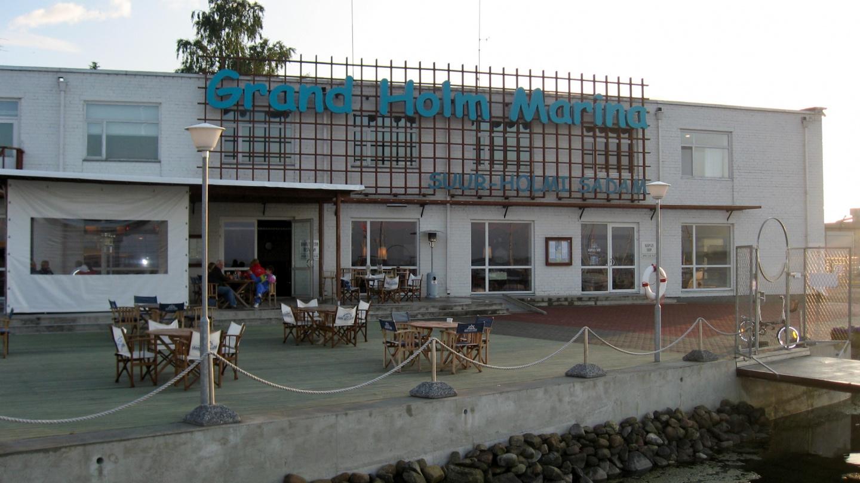 Grand Holm Marina Haapsalussa