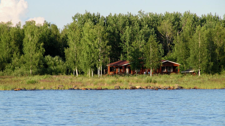 The cabin of Oulun Merenkävijät on the island of Röyttä