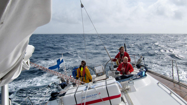 Christmas Eve sail in Tenerife