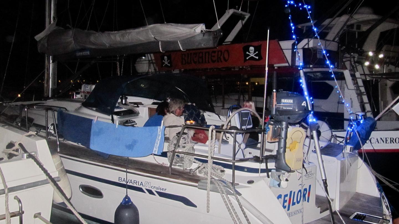 Christman night in Tenerife