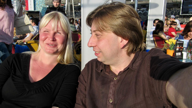 Crew without Suwena in Düsseldorf