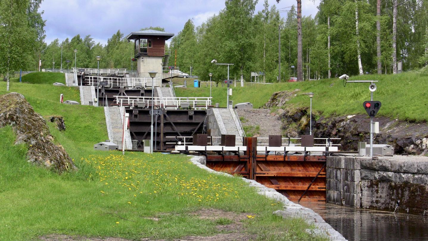 Locks of Varistaipale