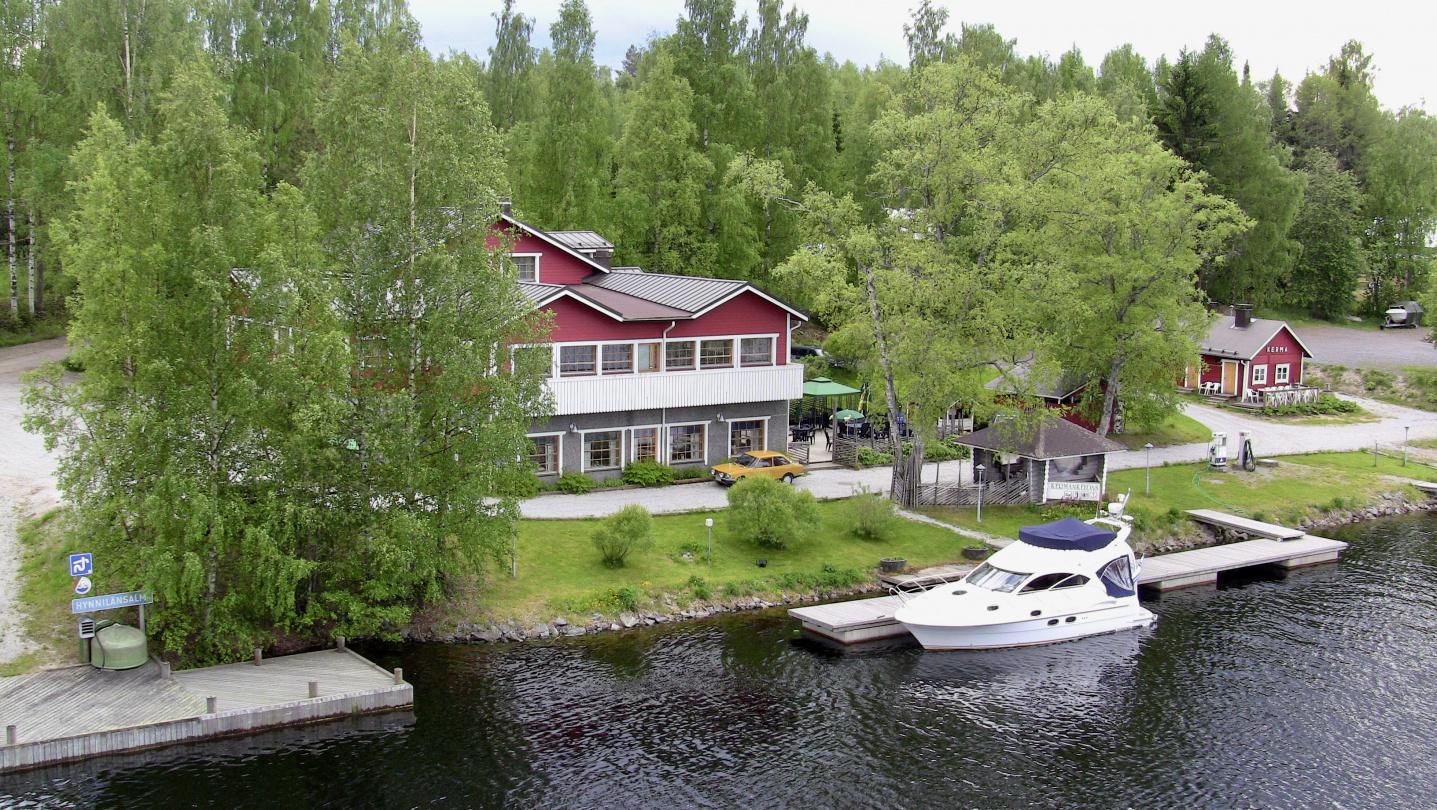 Kermankeidas resort in Heinävesi