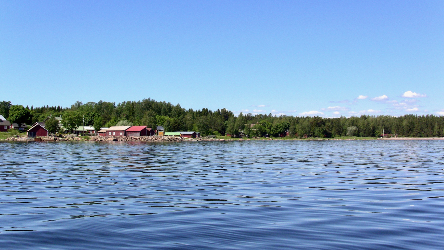 The Kaunissaari island of Pyhtää