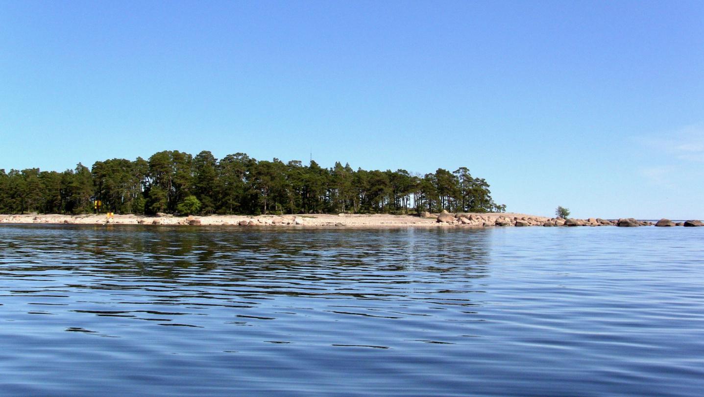 The Kaunissaari island of Pyhtää