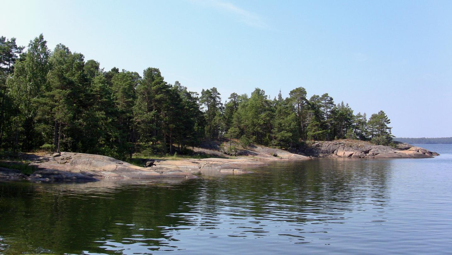Andersskärin rantanäkymä