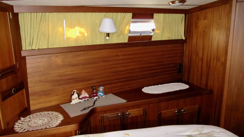 Nauticat 441 aft cabin