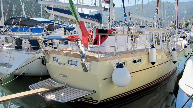 Nauticat 441 in Orbetello