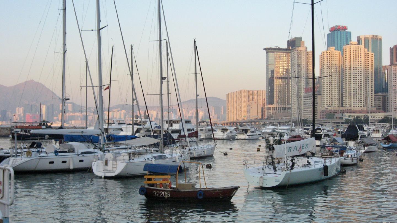 HKRYC venekerhon satamapalvelun jolla