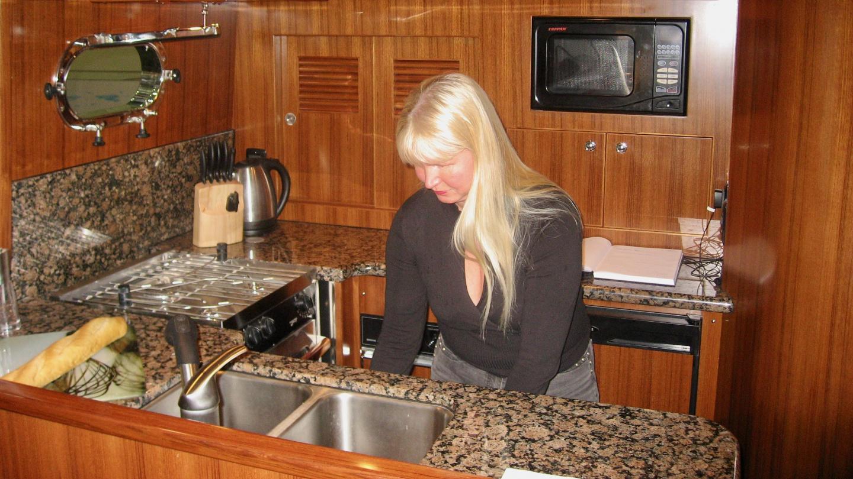 Eve Nordhavn 43:n keittiössä