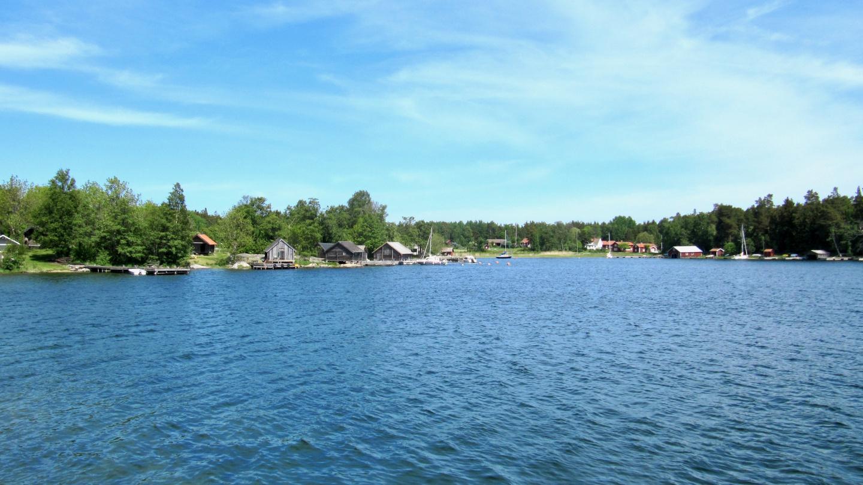 Österhamn in Arholma
