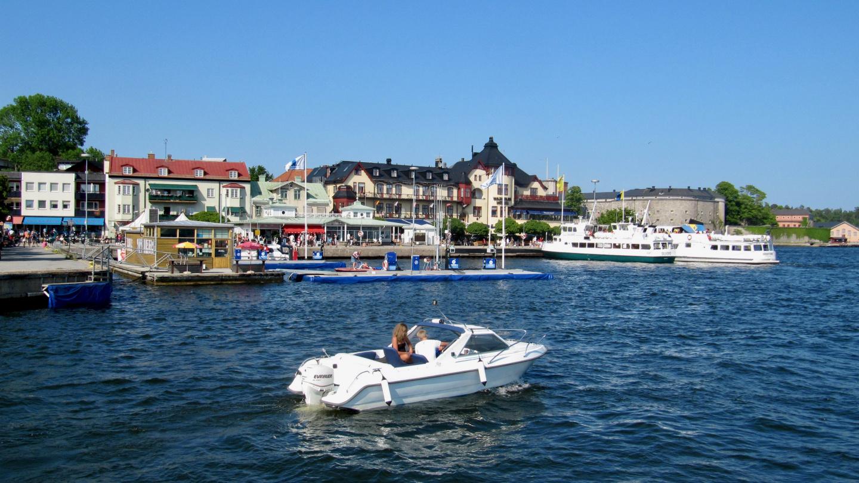Vaxholmin rantakatu