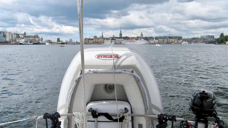 Hyvästi Tukholma