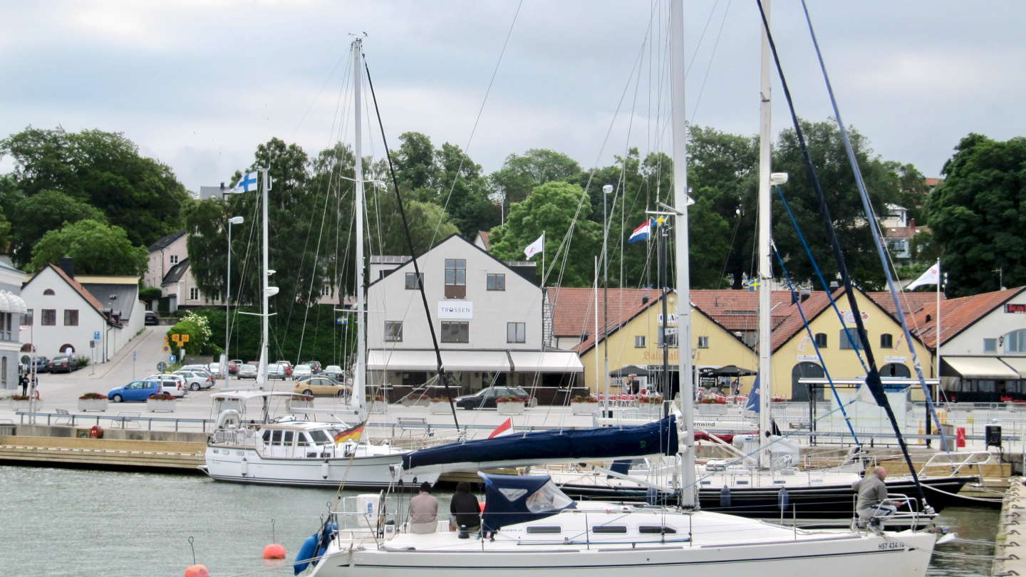 Suwena in Visby