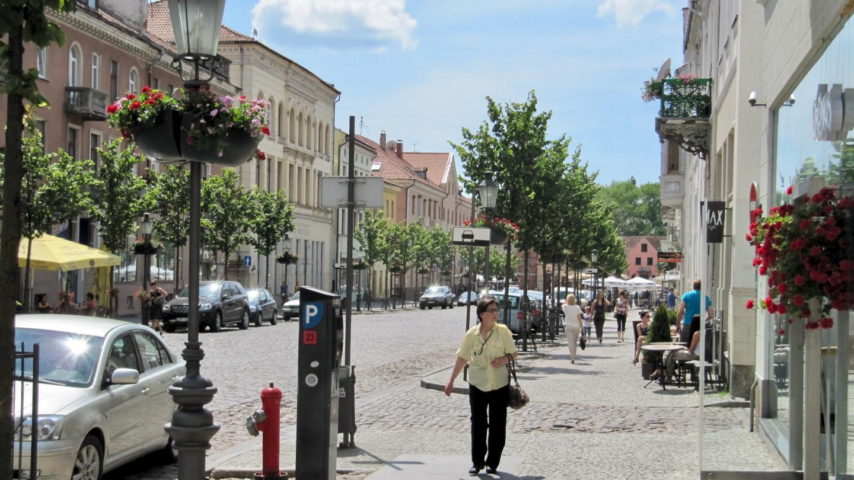 Klaipedan vanha kaupunki