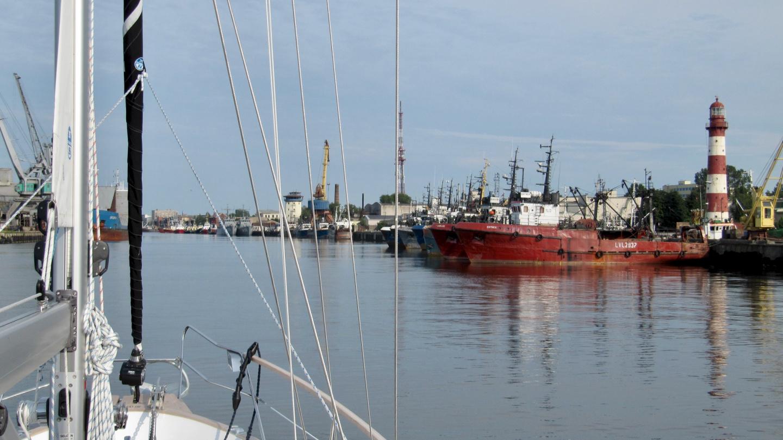Tirdzniecibas Kanals Liepajassa