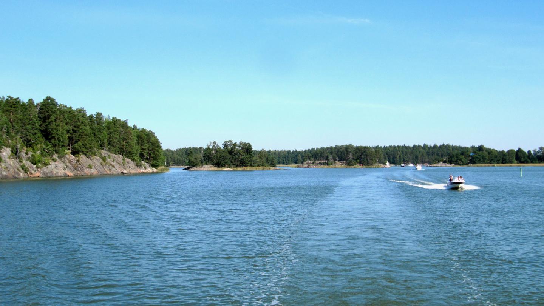 Barösund islands
