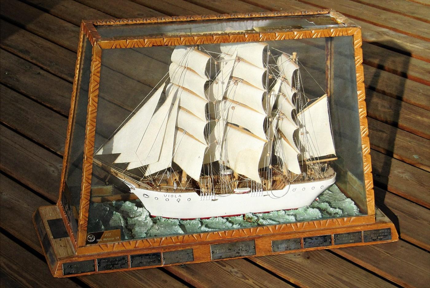 Suwenan Matka Fregatti kiertopalkinto