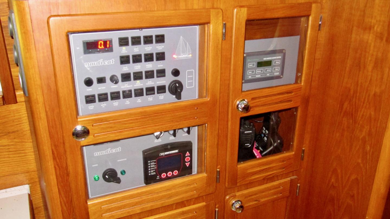 Suwena's electric panel
