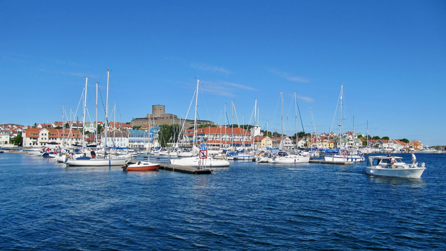 Marstrand guest harbour