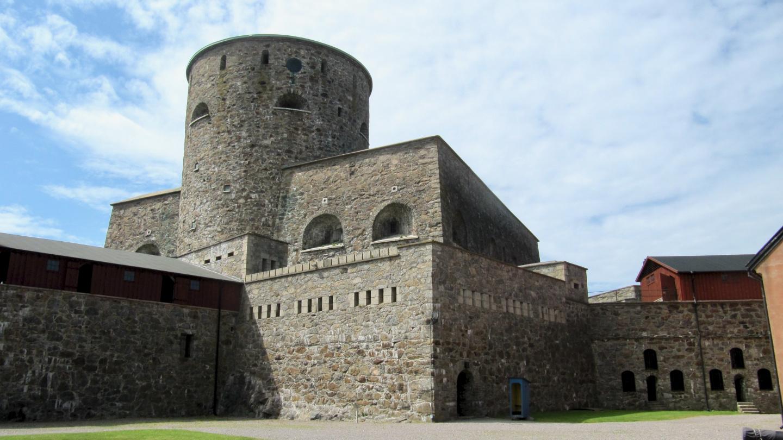 Carlsten fortress in Marstrand
