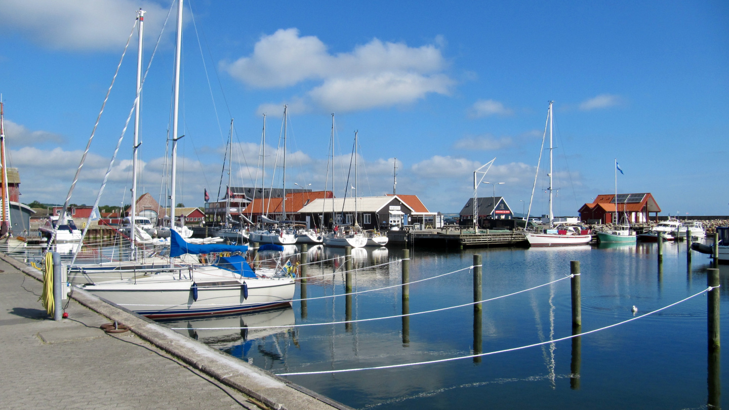 Harbour of Saeby