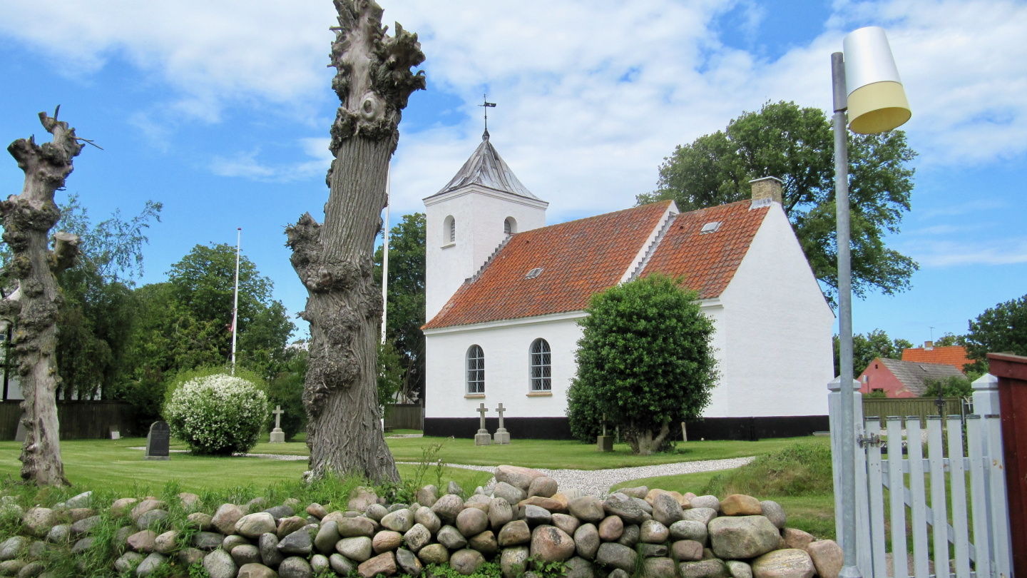 The church of Anholt