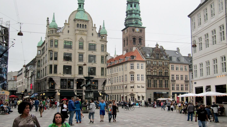 Kööpenhaminan kävelykatu