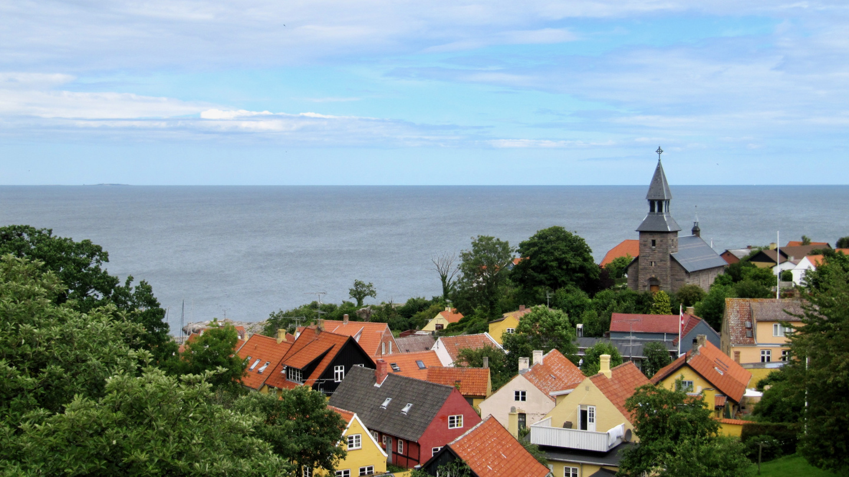 Gudhjem in Bornholm