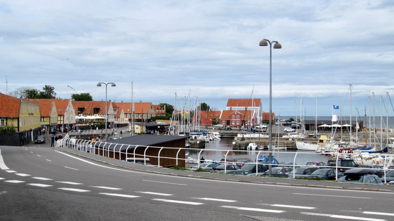 Svaneke in Bornholm