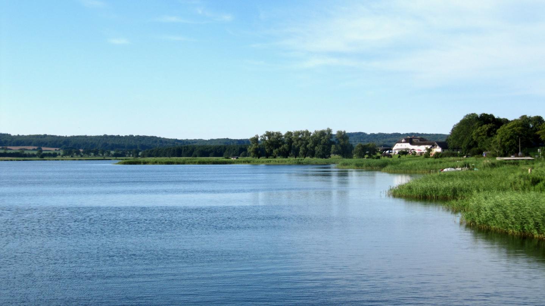 Rügenin maalaismaisema