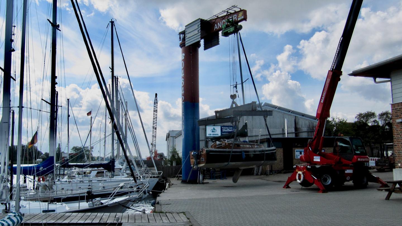 Ancker Yachting Kappelnissa