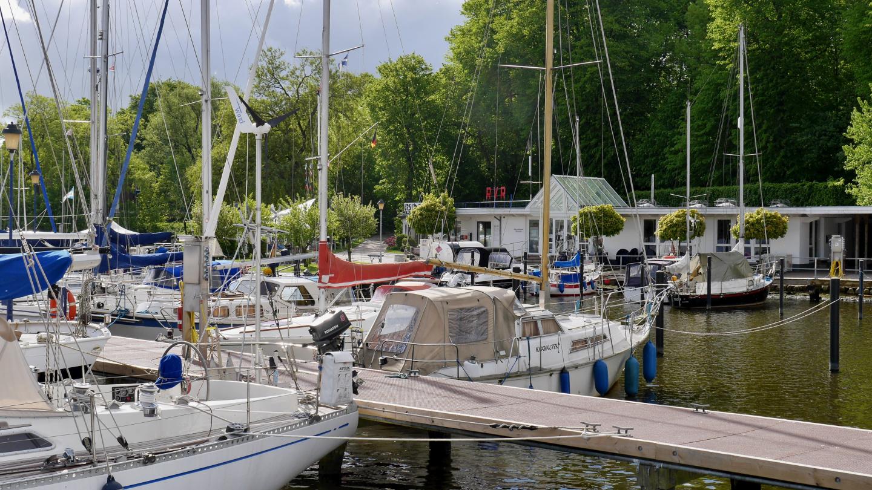 RVR yacht club of Rendsburg