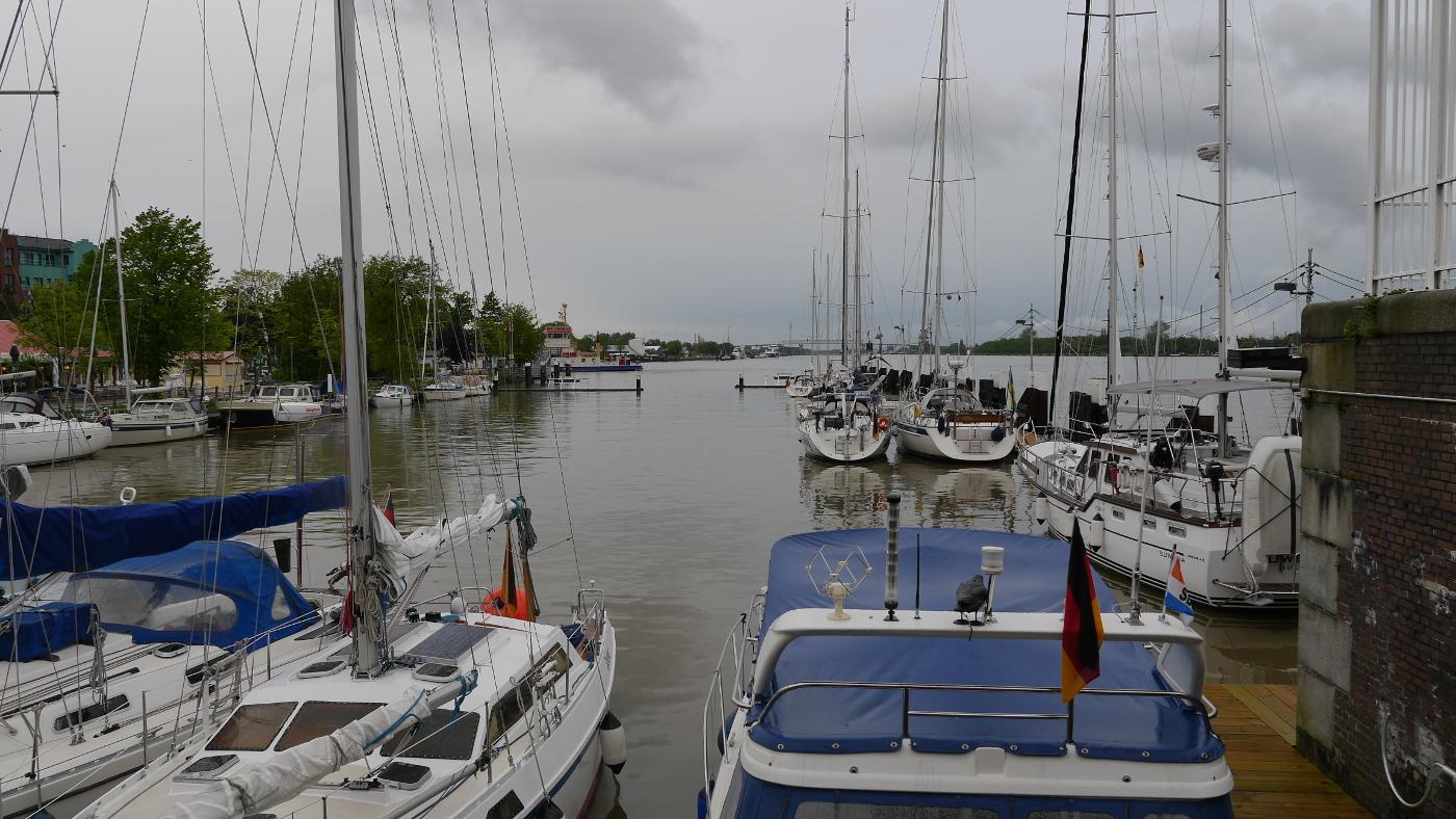 Brunsbüttel marina