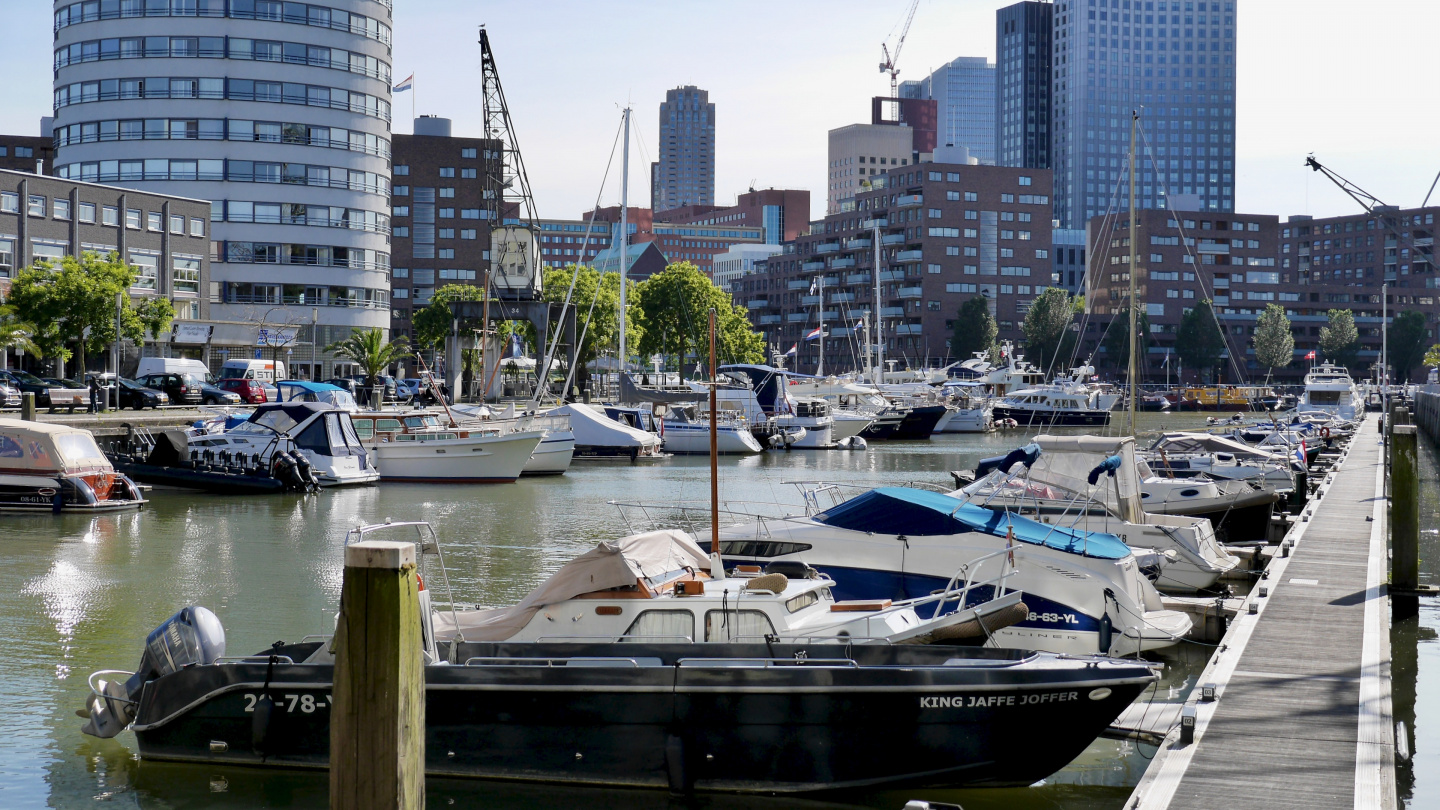 City Marina of Rotterdam