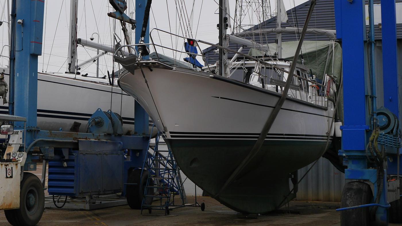 Suwena lukissa Fox's marinassa