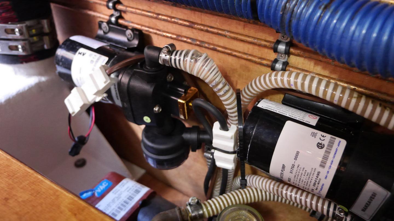 Suwena's broken water pump