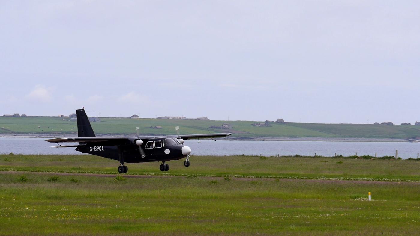 Maailman lyhyin lento saapuu Westraylle
