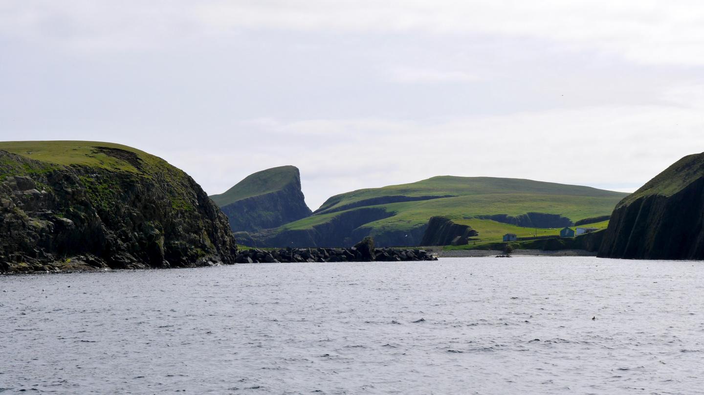 Fair Islen aallonmurtaja