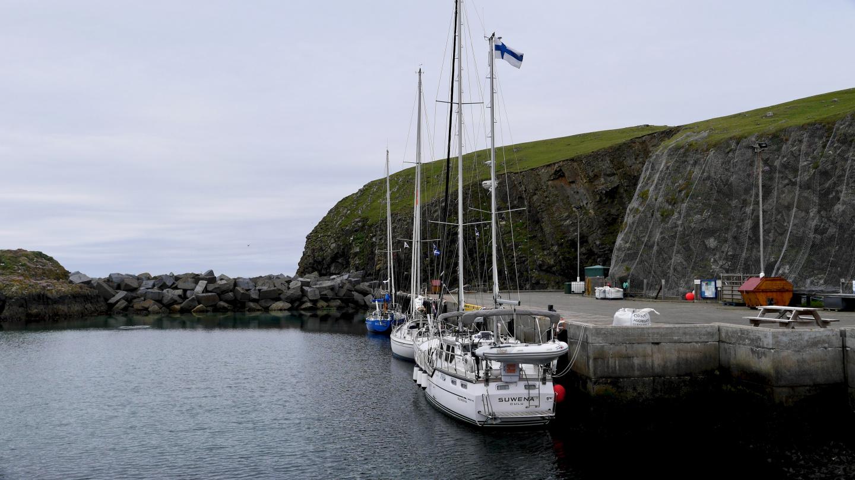 Suwena on Fair Isle