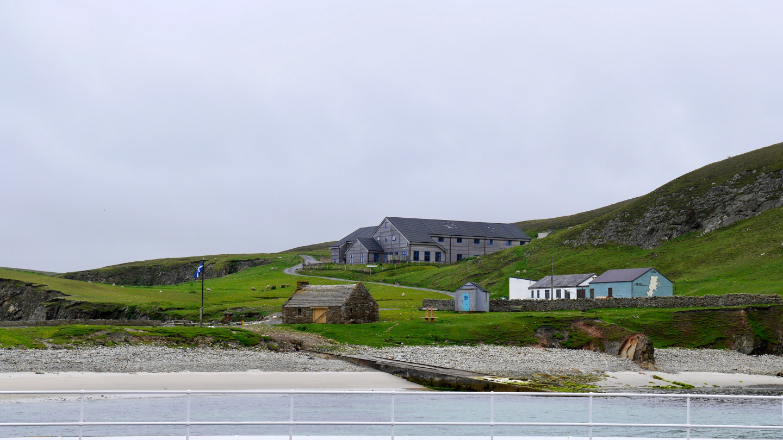Lintuobsevatorio Fair Isle saarella