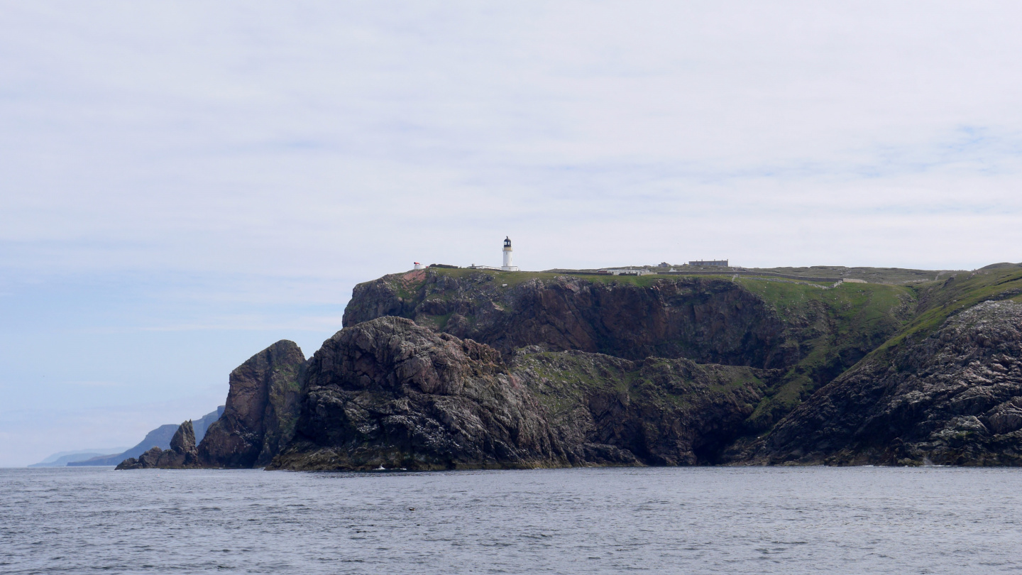 Sumburgh Head, the southernmost tip of Shetland