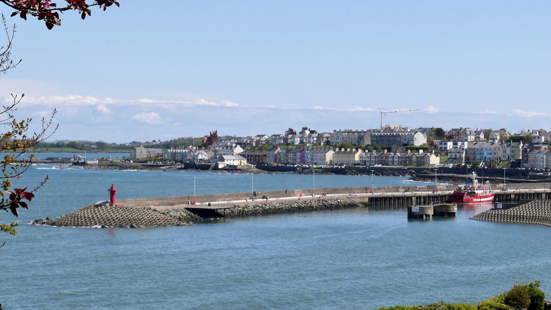 Eisenhower Pier in Bangor