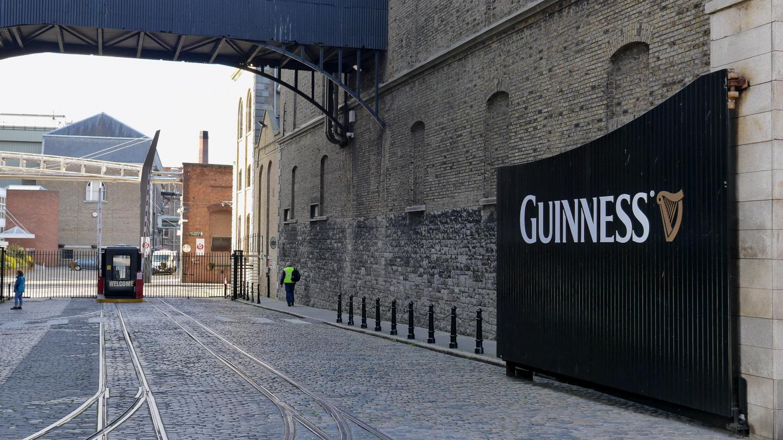Guinness Strorehouse in Dublin