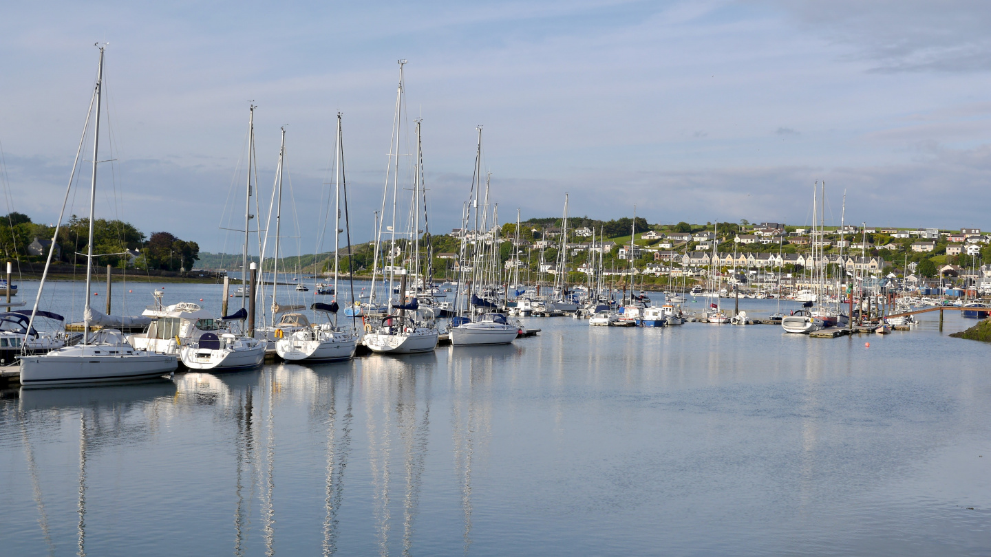 Marinas of Crosshaven